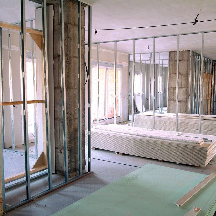 paneles yeso laminado castellon instalacion